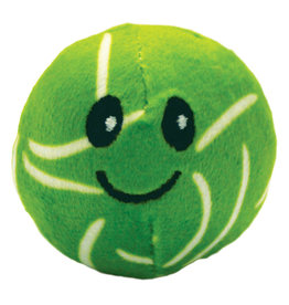 Happy Pet Christmas Bouncing Brussels Cat Toy, 3 pack
