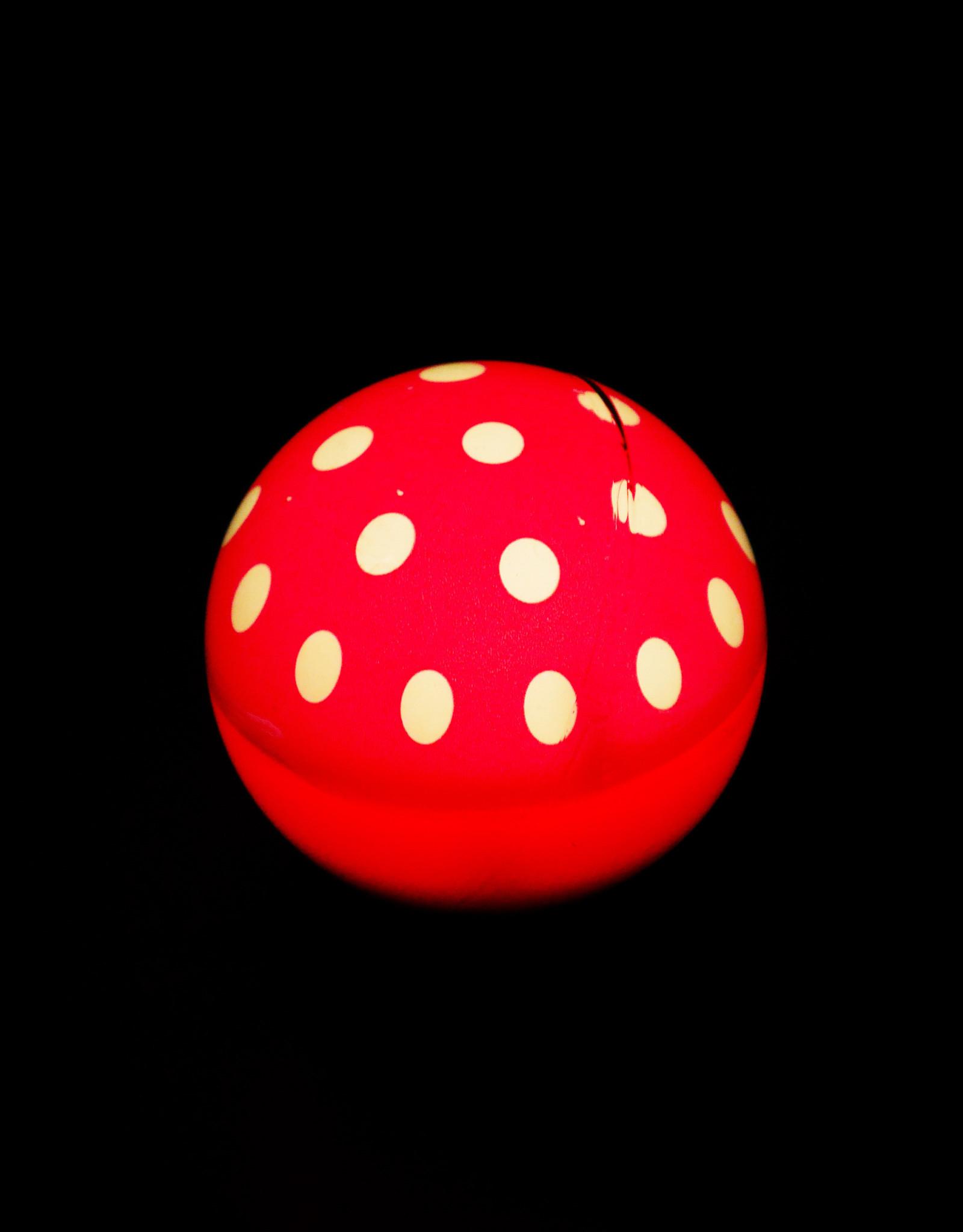 Rosewood Christmas Luxury Light Up Festive Cat Ball Toy