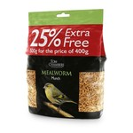 Tom Chambers Mealworm Munch High Energy Wild Bird Food