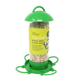 Tom Chambers Easy Feeder Multi Seed and Nut Wild Bid Mix