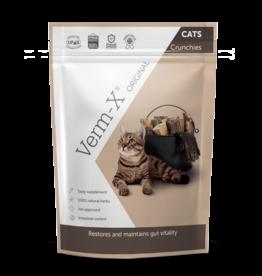 Verm X Original Crunchies for Cats, 120g