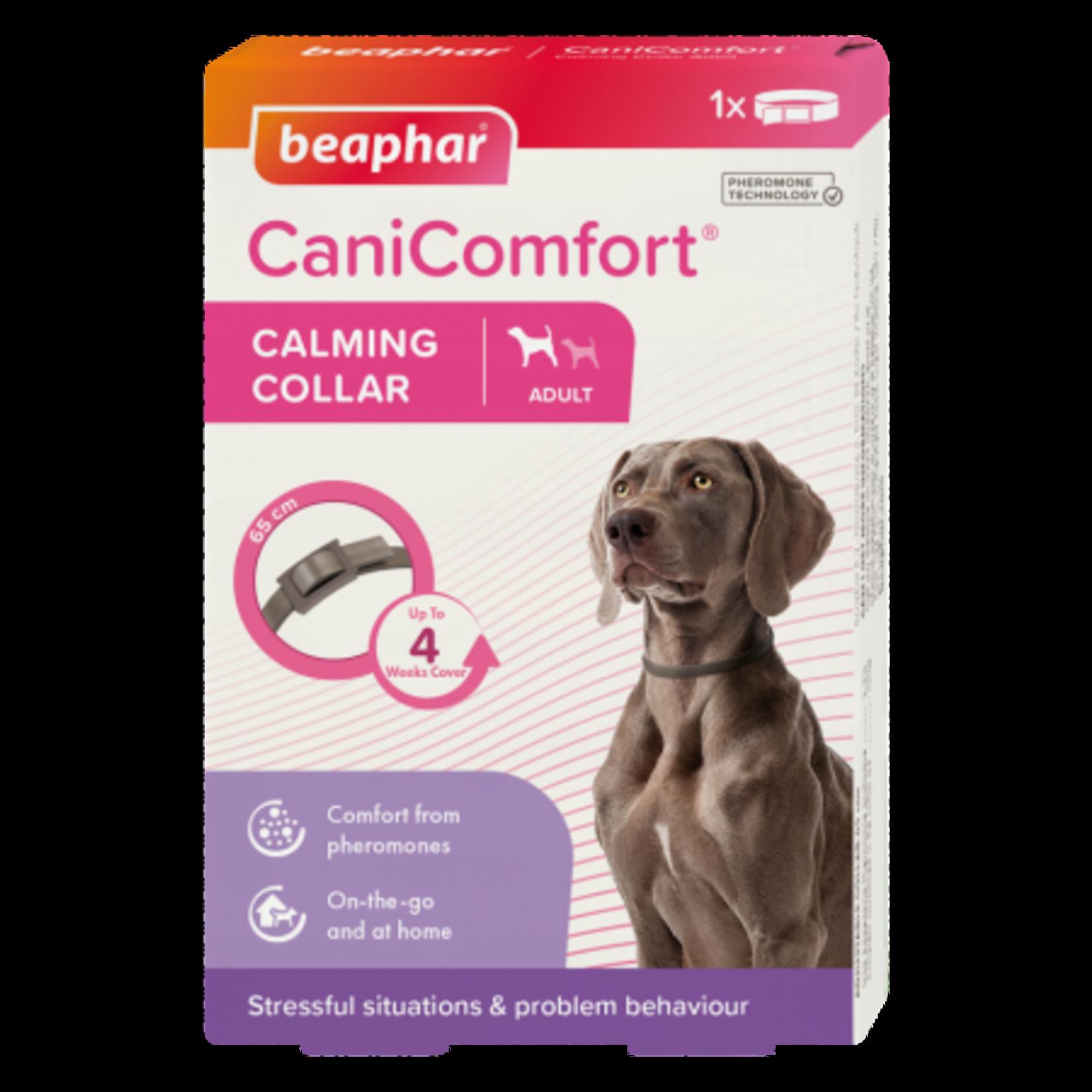 Beaphar CaniComfort Calming Collar with Dog Appeasing Pheromones