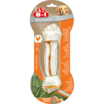 8 in 1 Delights Chewy Bone With Chicken Dog Chews