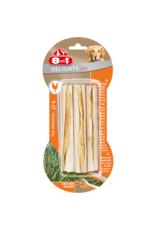 8 in 1 Delights Chewy Sticks With Chicken Dog Chew 90g