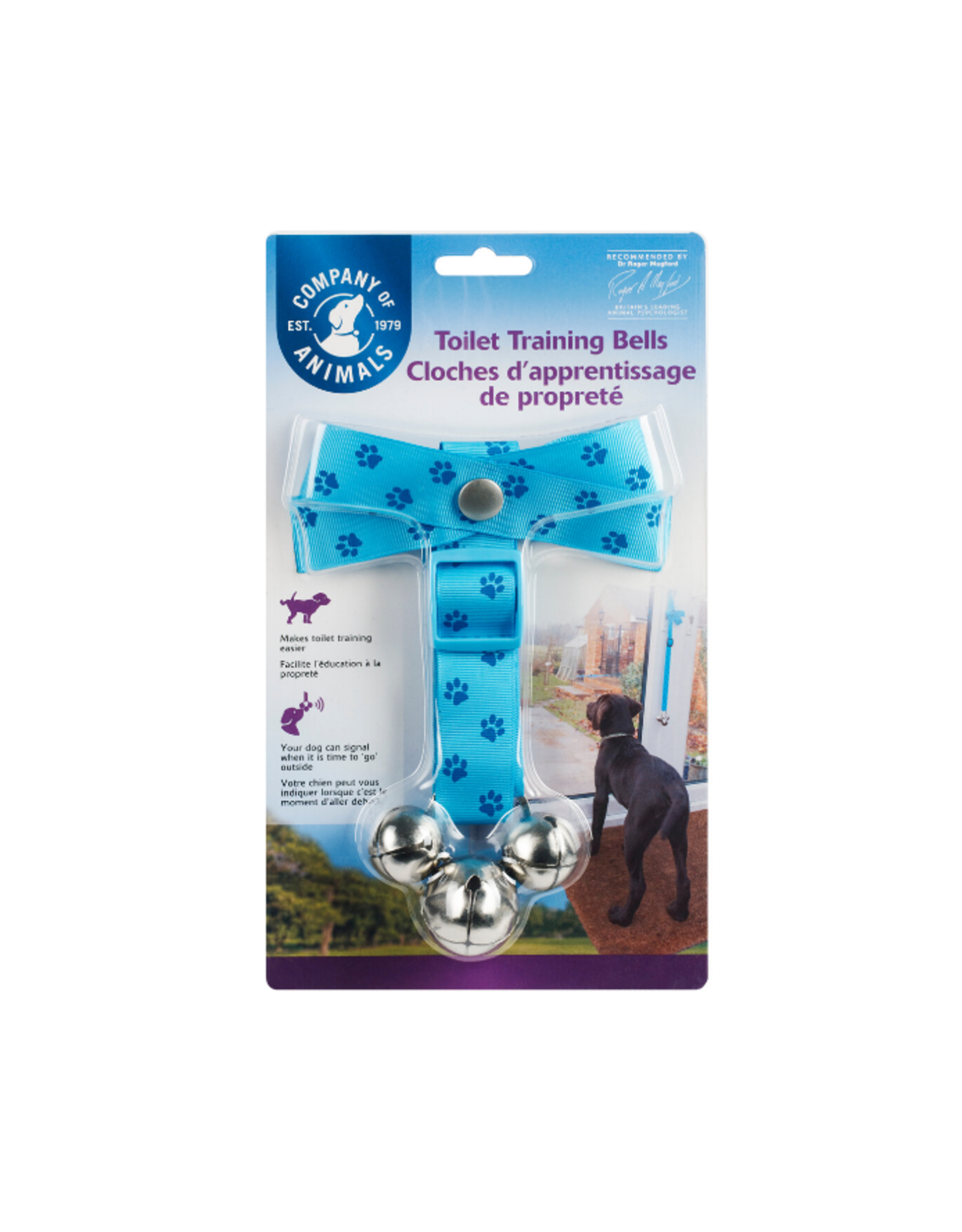 Company of Animals Dog Toilet Training Bells
