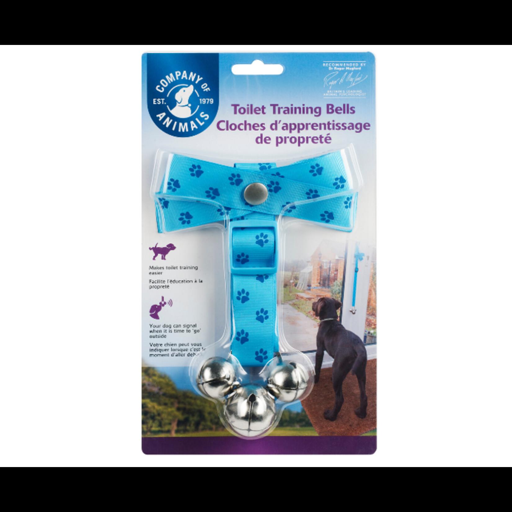 Company of Animals Dog Toilet Training Bells