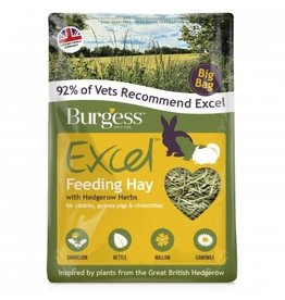 Burgess Excel Feeding Hay with Hedgerow Herbs, 3kg
