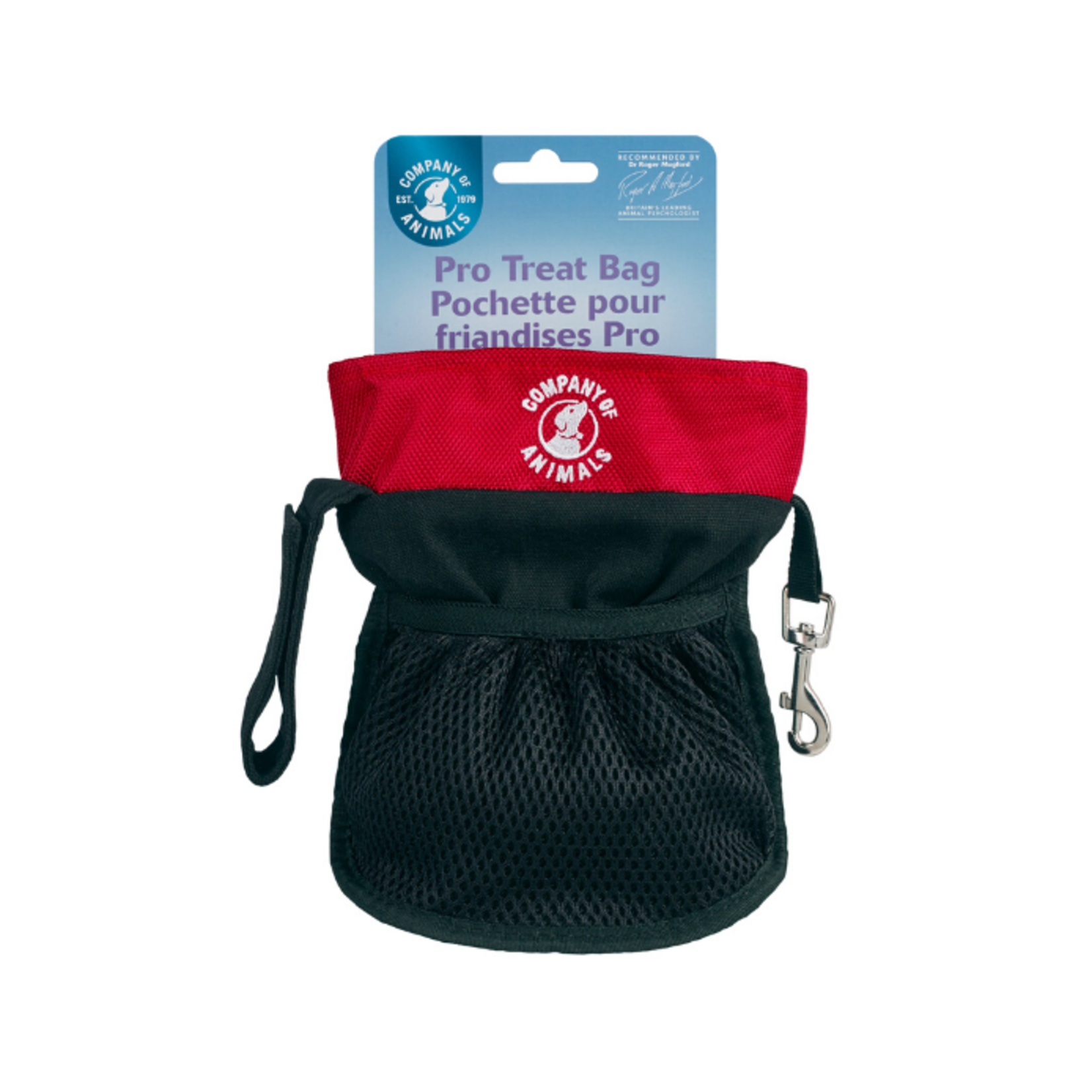 Company of Animals Dog Training Pro Train Treat Bag