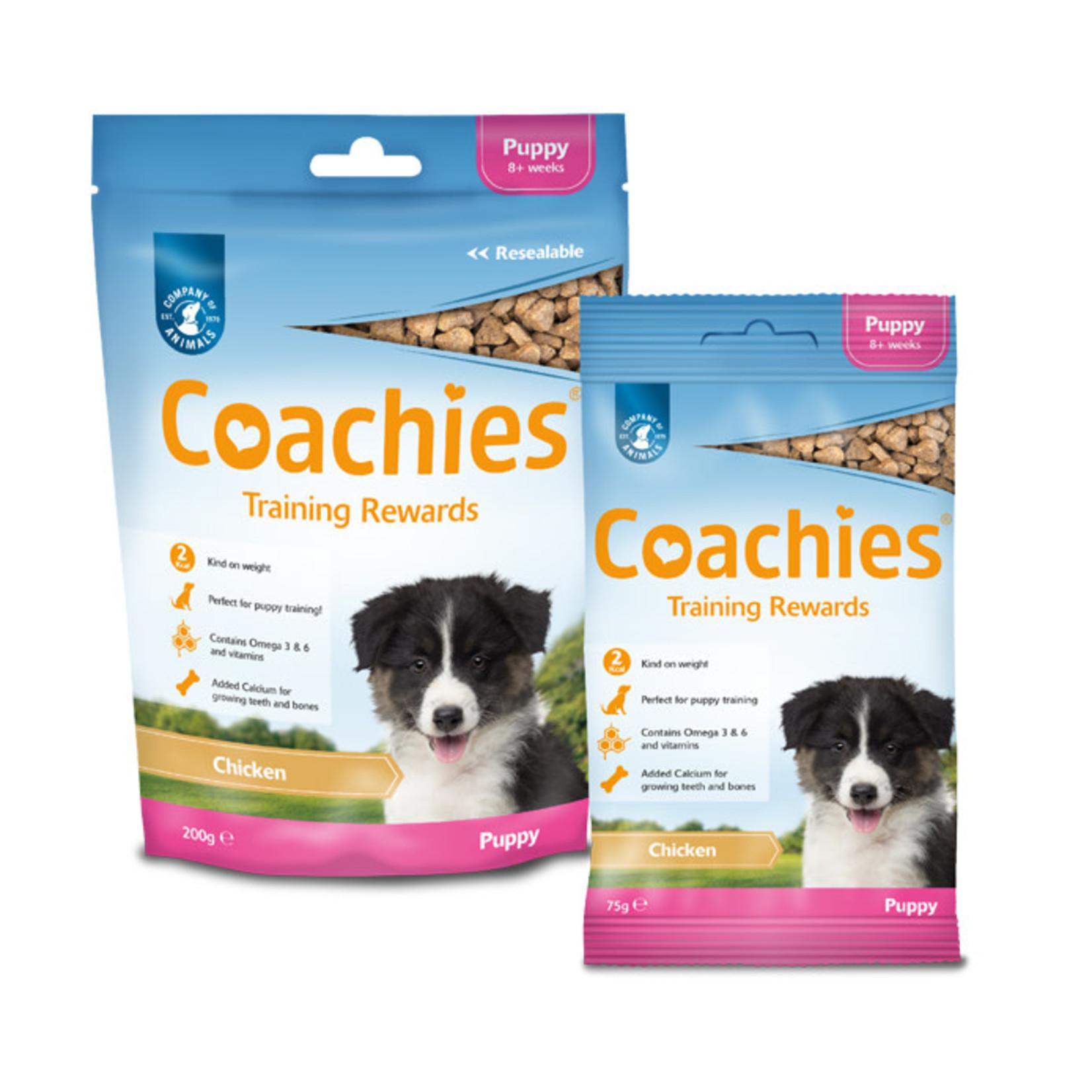 Company of Animals Coachies Puppy Training Treats