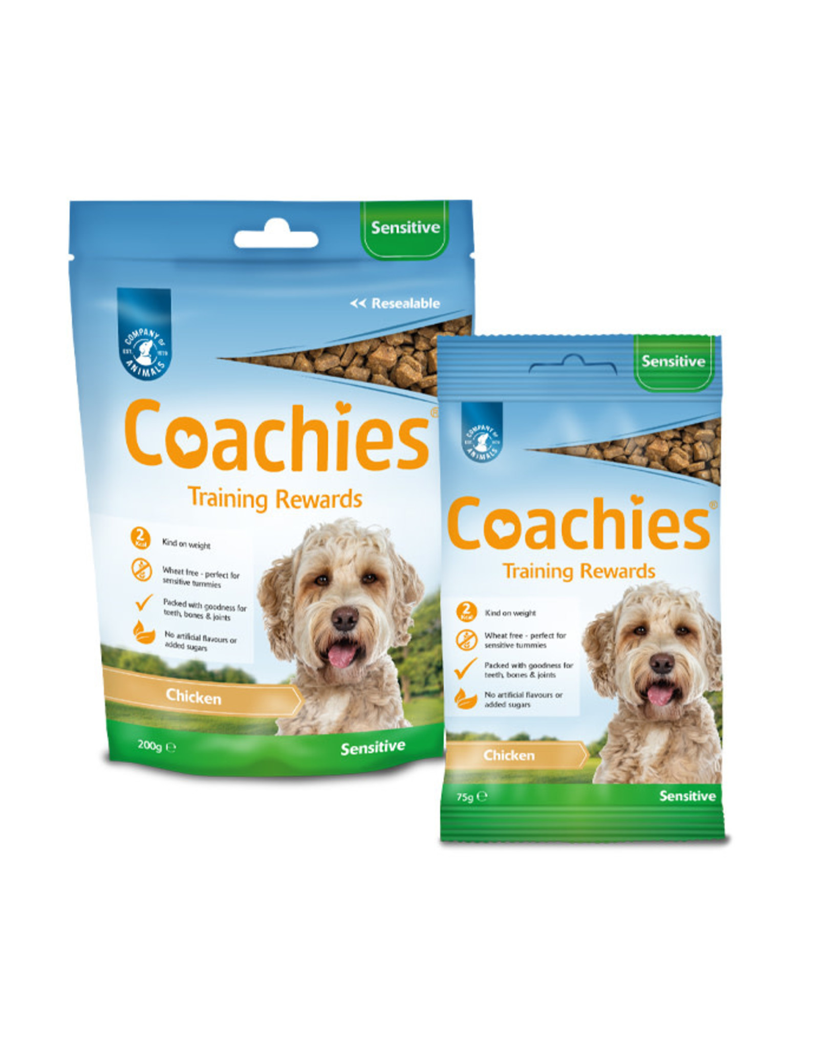 Company of Animals Coachies Natural Dog Training Treats