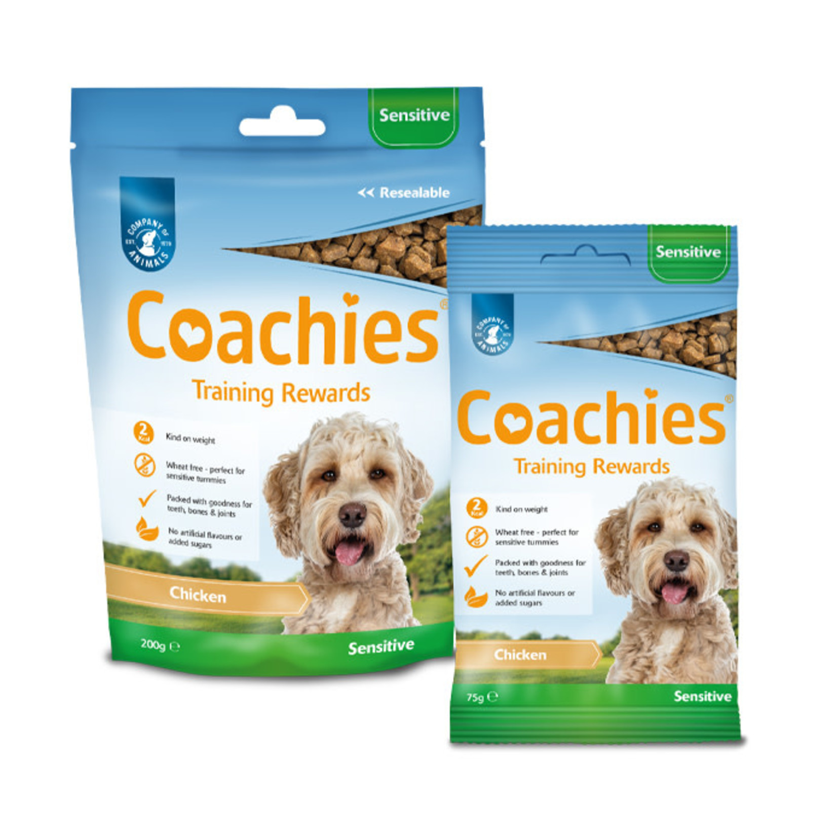Company of Animals Coachies Natural Dog Training Treats