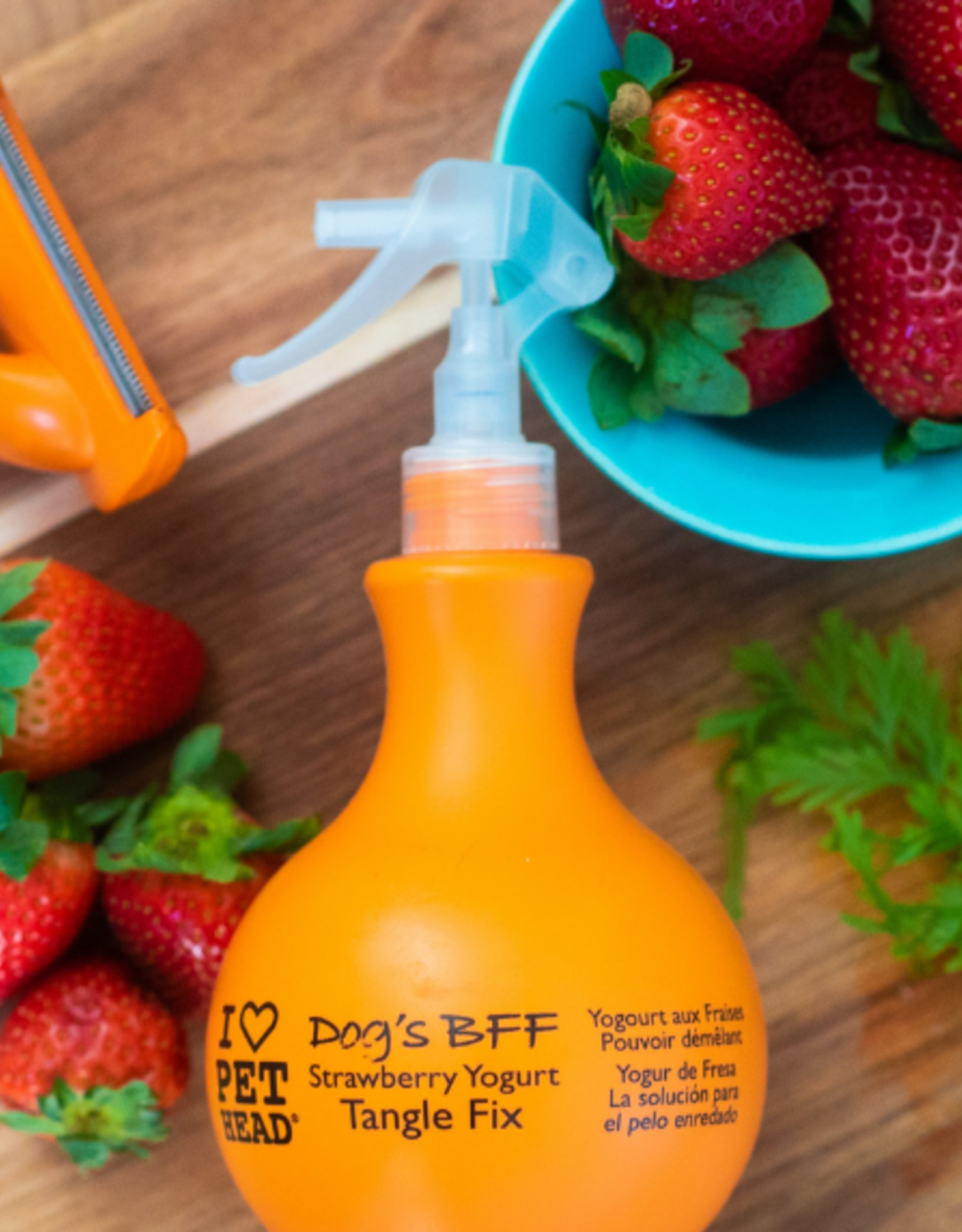 Company of Animals Pet Head Dogs BBF Tangle Fix Spray, 450ml