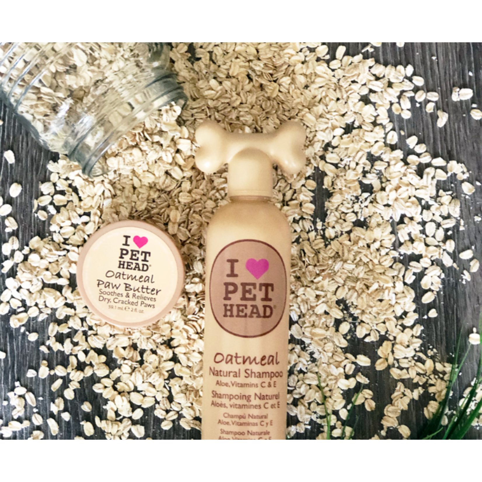 Company of Animals Pet Head Oatmeal Natural Shampoo 354ml