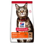 Hill's Science Plan Adult 1-6 Cat Dry Food, Lamb