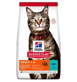 Hill's Science Plan Adult 1-6 Cat Dry Food, Tuna