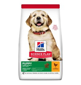 Hill's Science Plan Puppy Large Breed 25kg + Dry Food, Chicken