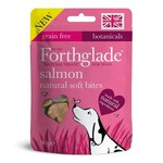 Forthglade Natural Soft Bites Salmon Dog Treats, 90g