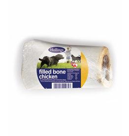 Hollings Filled Bone Chicken Dog Treat, 215g
