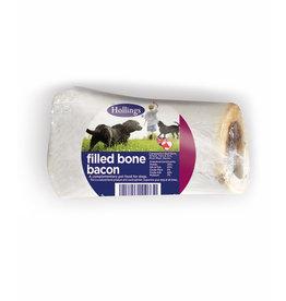 Hollings Filled Bone Bacon Dog Treat, 215g