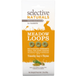 Supreme Selective Naturals Meadow Loops Small Animal Treats, 80g