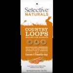 Supreme Selective Naturals Country Loops Small Animal Treats, 80g