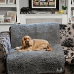 Pet Rebellion Comfy Cover Grey, 100 x 170cm