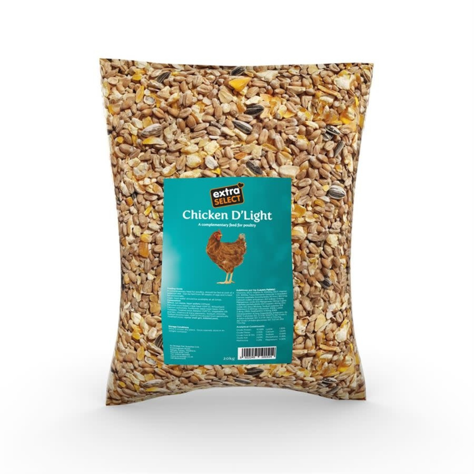 Extra Select Chicken D'Light Poultry Blend, 5kg