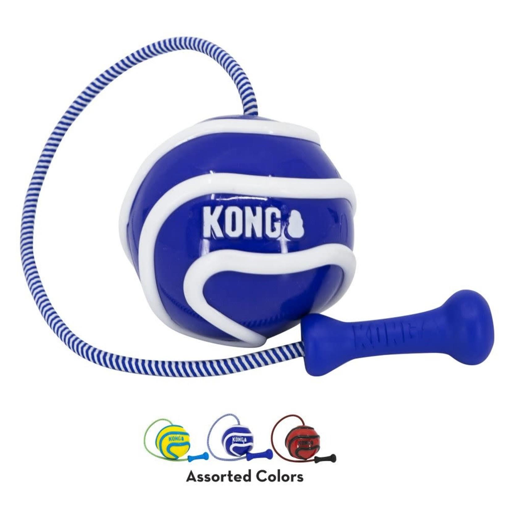KONG Bunjiball Retrieval Dog Toy, Large