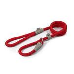 Ancol Viva Reflective Rope Slip Dog Lead, 150cm x 1.2cm
