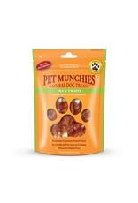 Pet Munchies Duck Twists 100% Natural Dog Treats, 80g