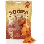 Soopa 100% Natural Raw Sweet Potato Grain Free Dog Treats, 100g
