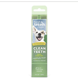 TropiClean Clean Teeth Oral Care Gel, 59ml