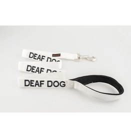 "Friendly Dog Collars ""Deaf Dog"" Dog Lead *CLEARANCE"