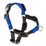 Ferplast Coach Non Pull Dog Harness, Blue Small - Medium *Clearance