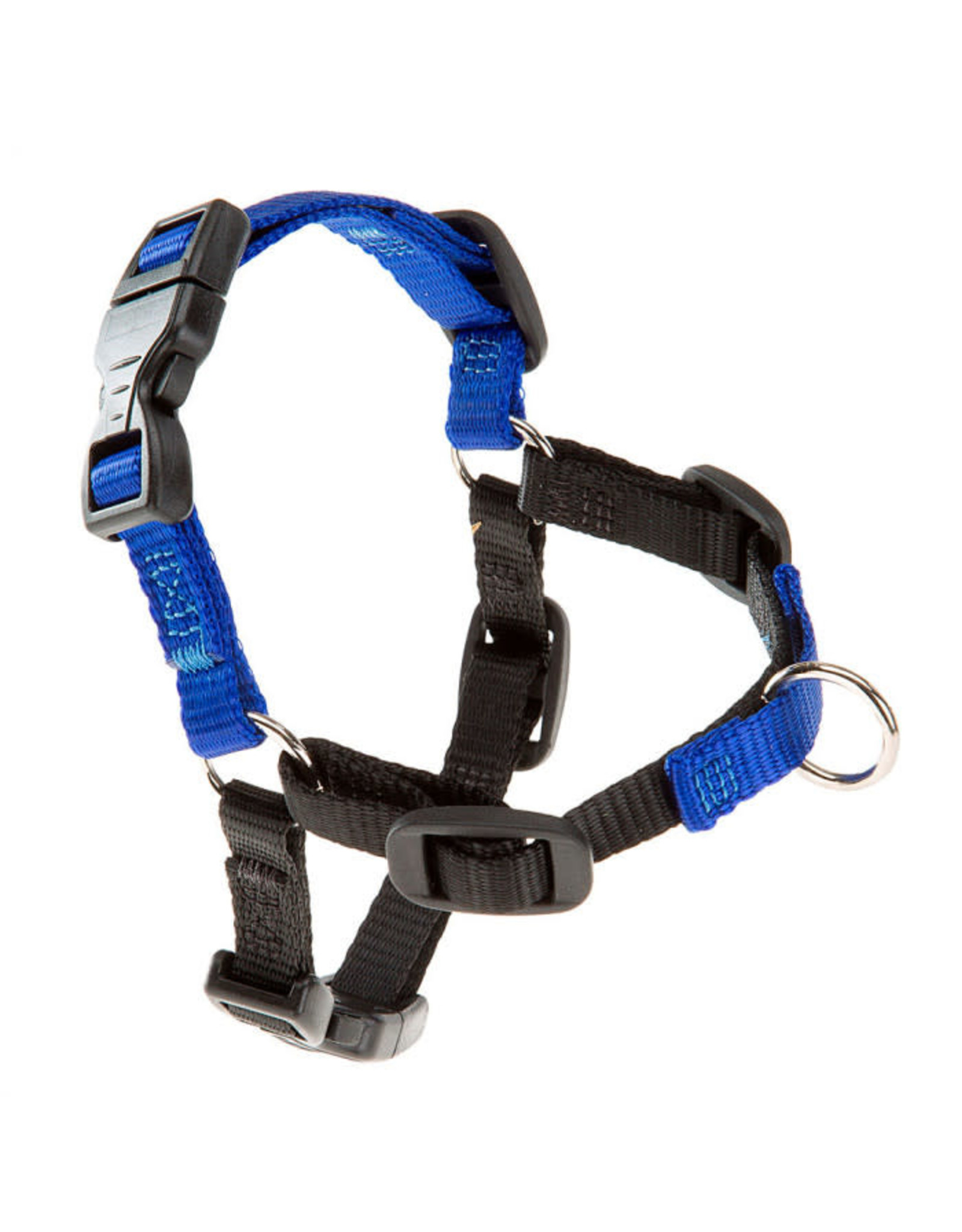 Ferplast Coach Non Pull Dog Harness, Blue Small - Medium *Clearance