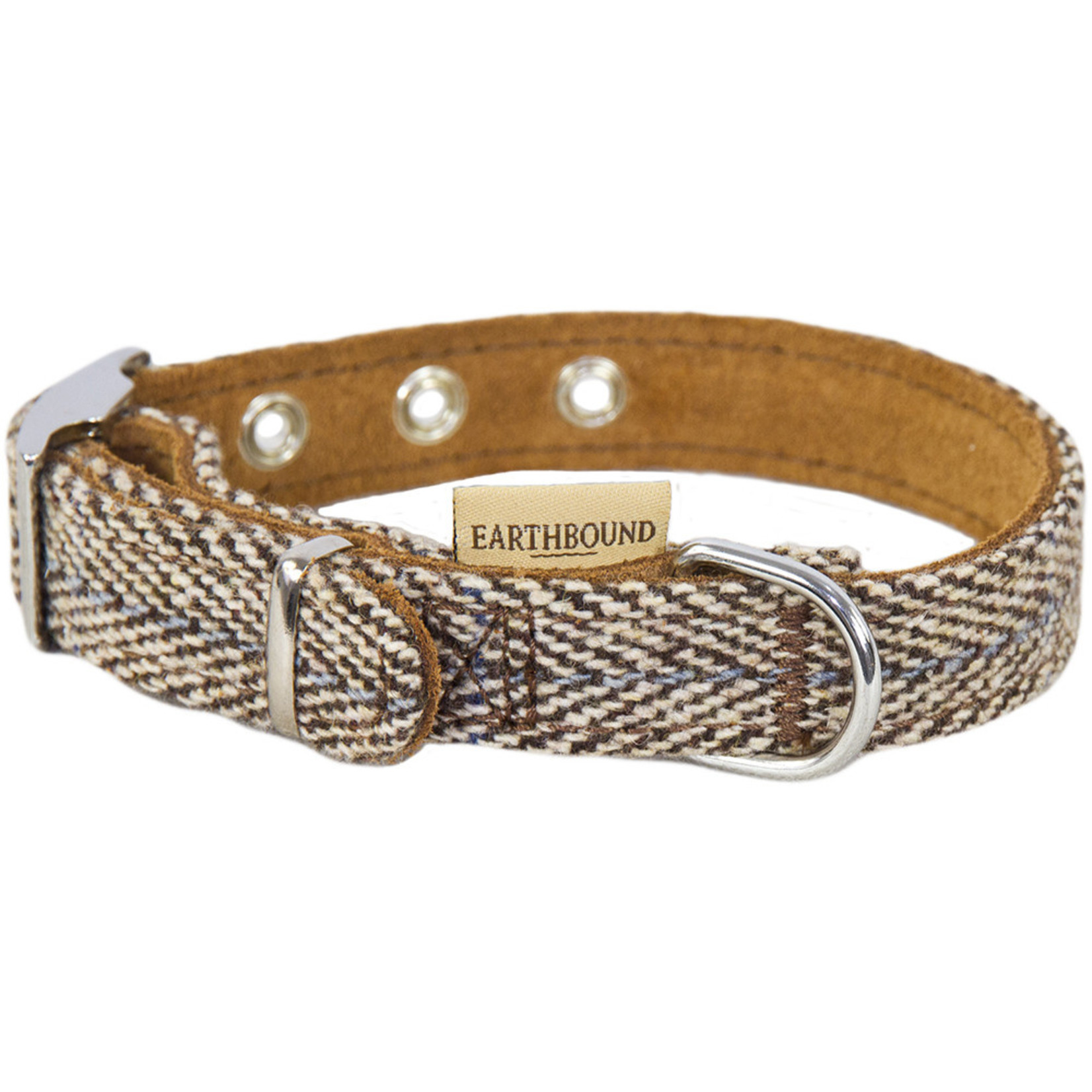 Earthbound Tweed  Collar Herringbone
