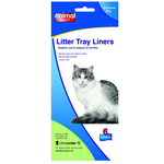 Animal Instincts Cat Litter Tray Liner Universal, 55cm x 40cm, 6 pack