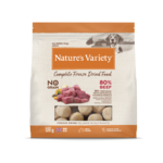 natures menu Nature's Variety Dog Grain Free Complete Freeze-Dried Food Beef