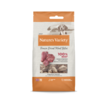 natures menu Nature's Variety Dog Food Freeze-Dried Meat Bites Beef, 20g