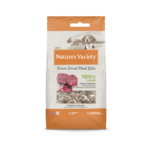 natures menu Nature's Variety Dog Food Freeze-Dried Meat Bites Lamb, 20g