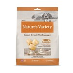 natures menu Nature's Variety Dog Food Freeze-Dried Meat Chunks Chicken, 200g