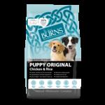 Burns Puppy Original Dry Food, Chicken & Rice, 2kg