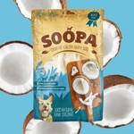 Soopa 100% Natural Raw Coconut Dog Chews, 100g