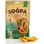 Soopa 100% Natural Raw Papaya  Dog Treats, 85g