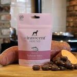The Innocent Pet Salmon Bites with Sweet Potato Grain Free Dog Treats, 10 pieces