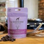 The Innocent Pet Sliced Venison Sausage Grain Free Dog Treats, 70g