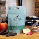 The Innocent Pet Venison Sausage with Chopped Apple Grain Free Dog Treats, 7 pieces