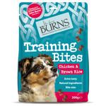 Burns Training Bites Chicken & Brown Rice Puppy & Dog Treats, 200g