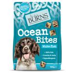 Burns Ocean Bites White Fish Dog Treats, 100g