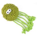 Zöon Jumbo Octopus Noodly Large Squeaky Plush Dog Toy
